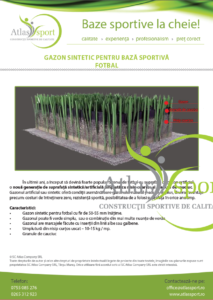 mapa gazon