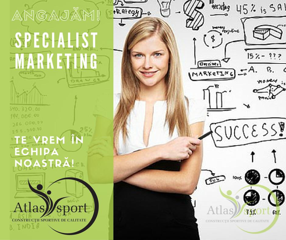 Job Specialist Marketing