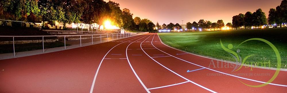 pista de atletism din tartan