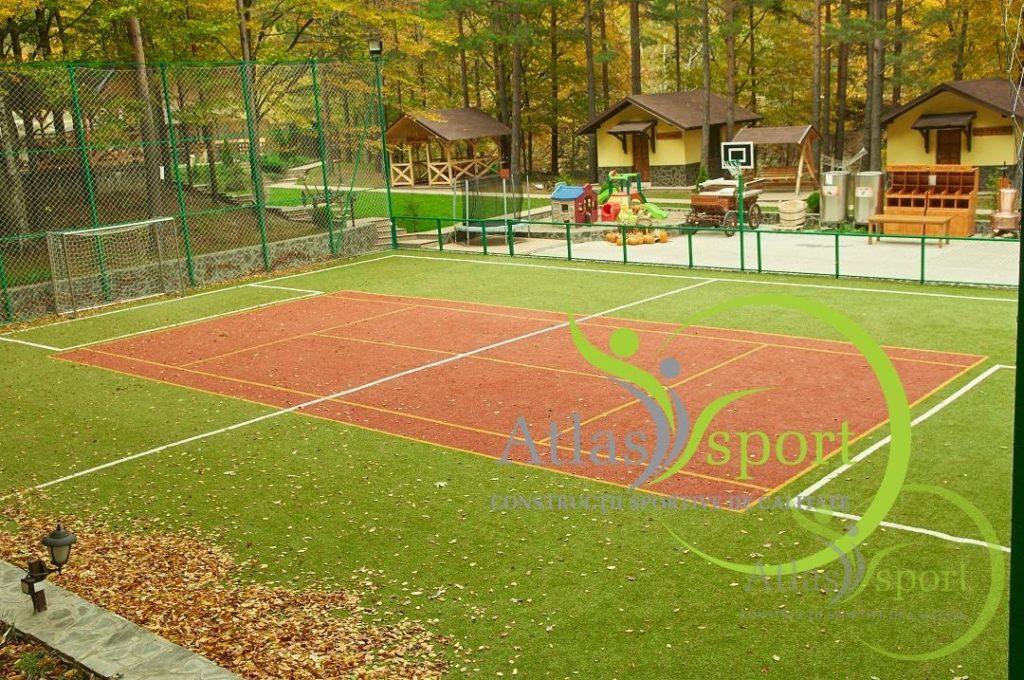 teren de sport multifunctional