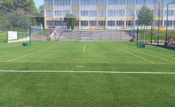 Proiectare și execuție teren sport multifuncțional