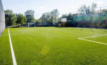 Satu Mare teren de fotbal cu gazon sintetic
