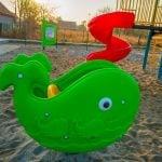 Echipamente de joacă pentru copii