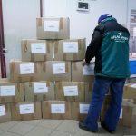 Livrarea pachetelor
