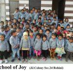 100 de copii ajutati