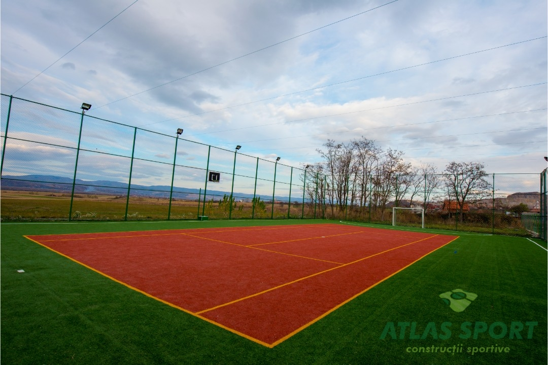 Argumente pentru terenurile multisport (multifunctionale)