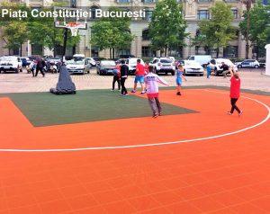 Piata constituției București suprafată modulară